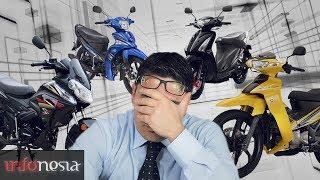 """10 Motor Yang """"Gagal"""" Di Pasaran Indonesia"""