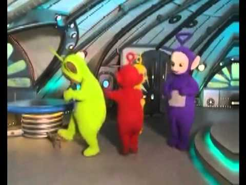 teletubbies party in your bedroom youtube