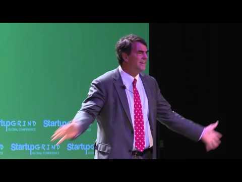 Tim Draper (Draper Associates) at Startup Grind Global 2016