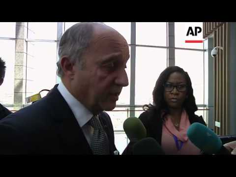"FM Fabius says military action in other African nations ""not a scenario"""