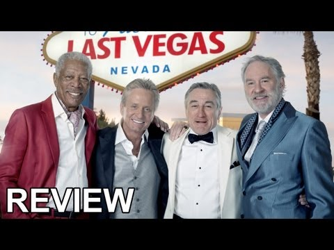 Last Vegas - Trailer Review