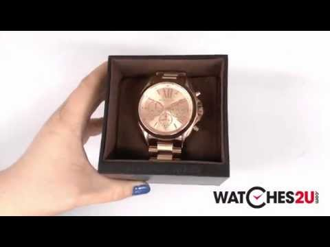 Michael kors mens oversized gold watch
