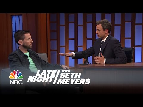 Neal Brennan Gives An Update On Tracy Morgan's Health - Late Night With Seth Meyers