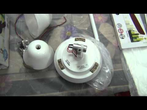 Havells ES40 Ceiling Fan: Unboxing and User Review (Most Energy Efficient) (Hindi)