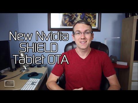 New Nvidia SHIELD Tablet OTA! Moto G 4G Gets Official CyangenMod 11 Nightlies