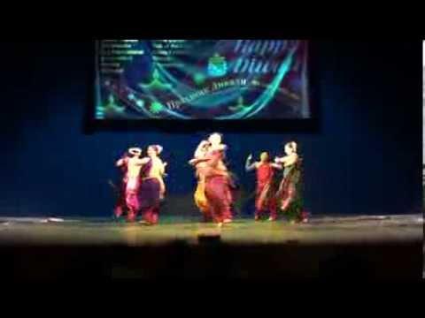 Show ballet Amrapali-  Russia -Leena Goel-Oo Mungda Mungda-...