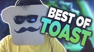 Best of Disguised Toast - Hearthstone Funny Stream Highlights (2017)