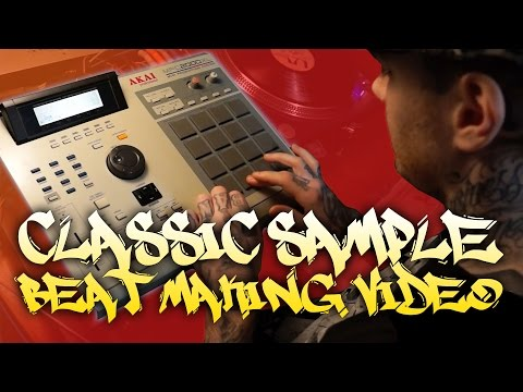 Classic Hip Hop Jazz Funk Soul Sample Beat Making Video 90s Boom Bap video