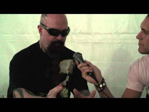 Slayer Interview With Kerry King @ Sonisphere Festival 2010.mpg