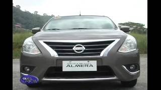 Nissan Almera 2016 - Review