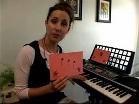 How to Teach Piano to Kids : Reading Notes for Children's Piano Lessons