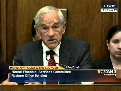 """A Flawed System"" - Ron Paul on the Fed"