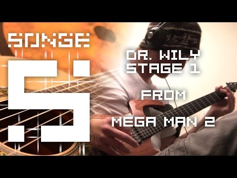 Mega Man 2 - Dr. Wily Stage 1 (Band Version)