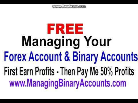 Managing Forex accounts In Canada Portland New Brunswick Kingston Ontario