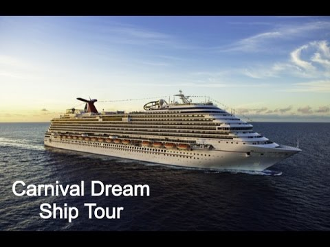 Photos of Carnival Dream Ship Carnival Dream Ship Tour