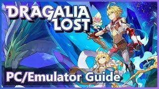 Dragalia Lost am PC spielen (Guide/Deutsch)