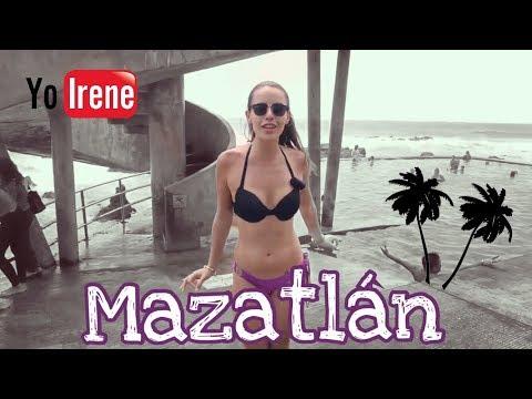 MALECÓN DE MAZATLÁN   Alberca Natural, Mirador, Pulmonías y más 