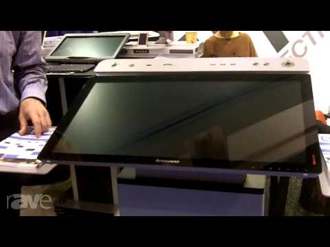 InfoComm 2013: ILS Talks About its Intelligent Lecterns