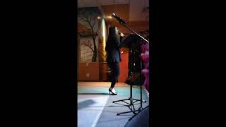 Michelle Vang Performed At Vang Valentine Party