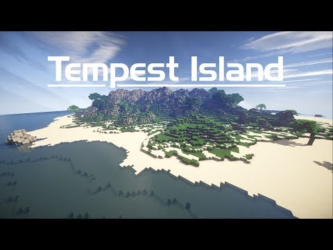 Tempest Island [Custom Terrain] - Minecraft Cinematic