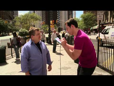 Billy and Patton Oswalt: Does Shakira Know What This Is?