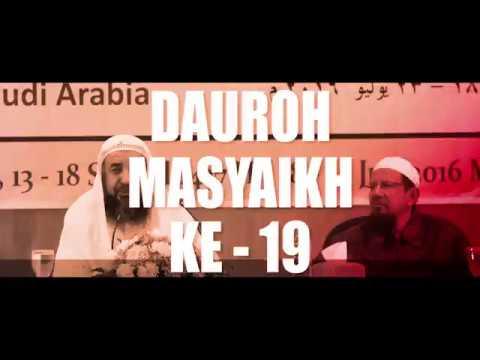 LIVE REPORT Daurah Syar'iyyah dalam Masalah Aqidah dan Manhaj ke-19