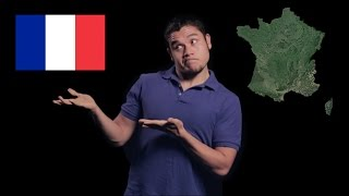 Geography Now! France
