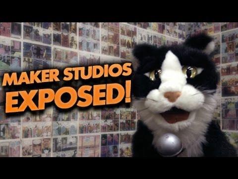 Catt Lauer Responds To Ray William Johnson Maker Studios