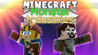 Minecraft Monster Industries - Lights Out (Part 2)