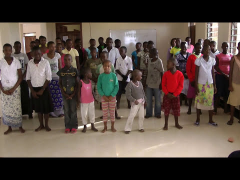 The Bethany Choir Sing Swahili Song video