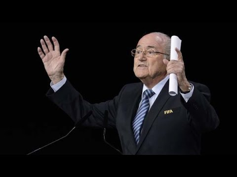 Sepp Blatter Reelected To 5th Term As FIFA President