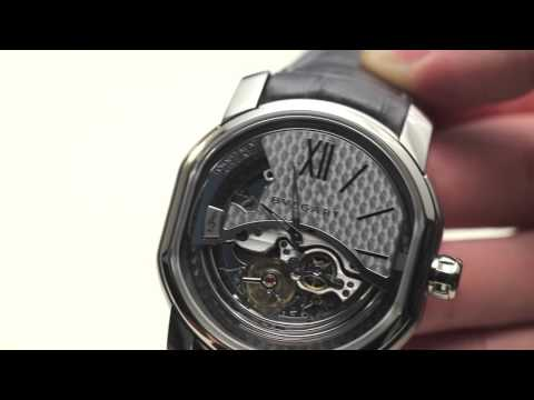 Chiming Sounds Of Four Different Bulgari Minute Repeater Watches In Titanium | aBlogtoWatch