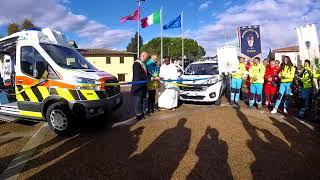 Inaugurazione Ambulanza #4156 - Misericordia Montelupo Fiorentino