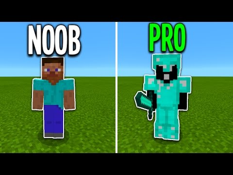 HOW TO BE A PRO in Minecraft Pocket Edition (Lifeboat Survival Games)
