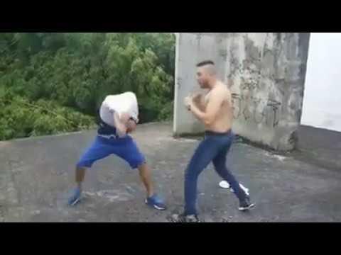 tipos de peleadores ??/La Liendra