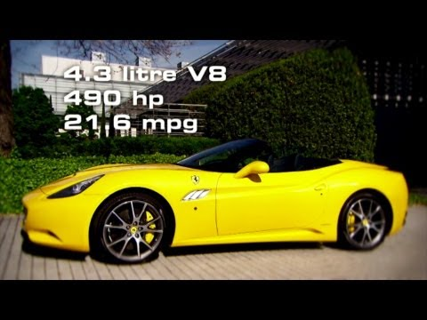 FERRARI CALIFORNIA - Fifth Gear