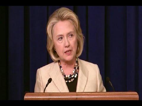 Hillary Clinton anunciará su candidatura para 2016