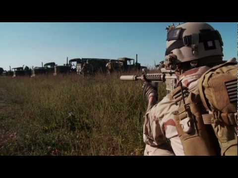 The Green Mountain Rangers : Operation Pine Plains 3 Airsoft Documentary Part 2