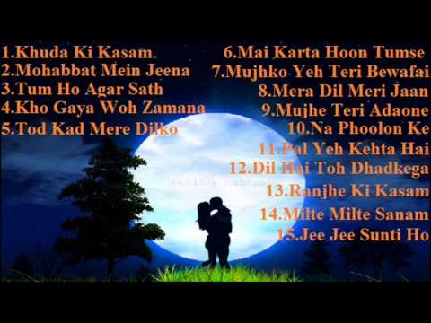 Udit Narayan Full Bollywood Romantic Rare Songs Jukebox ( Just Click On The Song