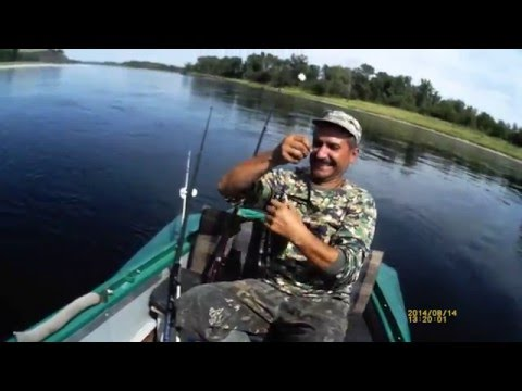 рыбалка на енисее хариус