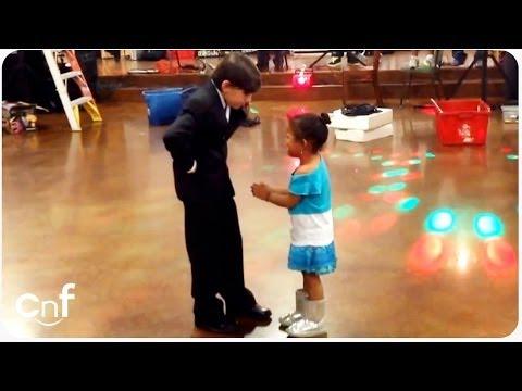 HILAROUS Jealous Little Girl | Dancing Boy Is Ladies' Man