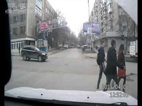 ДТП Володи Харченко