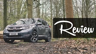 2019 Honda CR-V Hybrid Review - the best hybrid SUV? | Music Motors