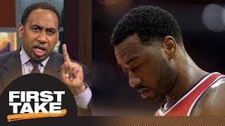 Stephen A. Smith calls out Wizards as biggest disappointment in NBA so far | First Take | ESPN