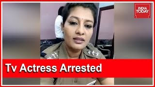 After Video Shaming TN Police For Tuticorin Firings, Actress Nilani Arrested