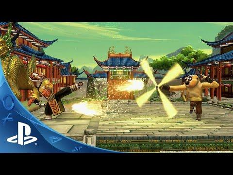 Kung Fu Panda: Showdown of Legendary Legends Teaser Trailer   PS4, PS3