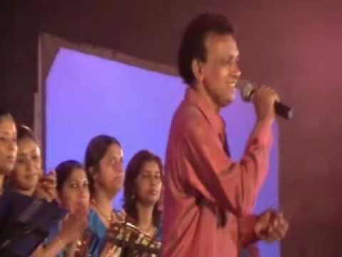 GEETH MADHURI MUSICAL SHOW 2010        /  Ae Meri Johrazabeen    [Waqt] 1965