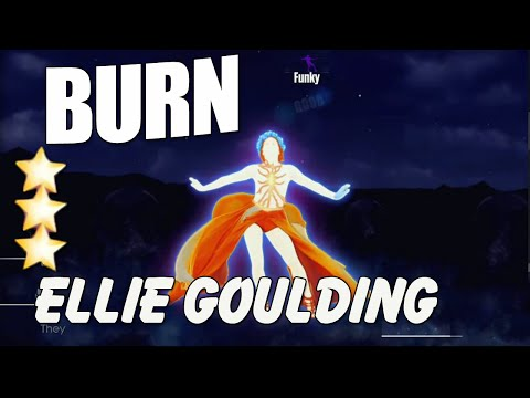 🌟Burn - Ellie Goulding || Just Dance 2015 || Cool music for dancing !🌟