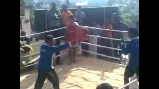 PRAVEEN KUNNATH@( BLACK TIGERS MMA ) BMC NISAR KICKING ITEMS  WITH RAYIS &NASEE  AT MALAPPURAM4