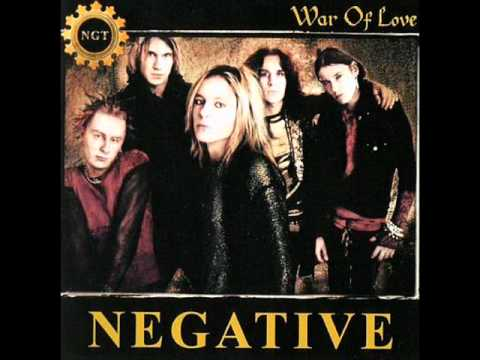 Negative - Nails in My Heart
